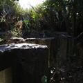 岩堂山の遺構