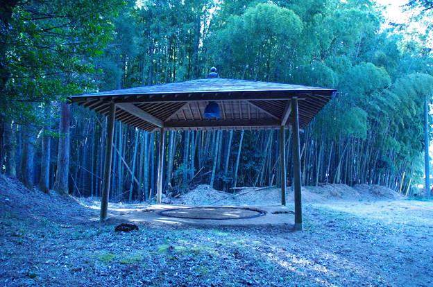 五社神社の土俵
