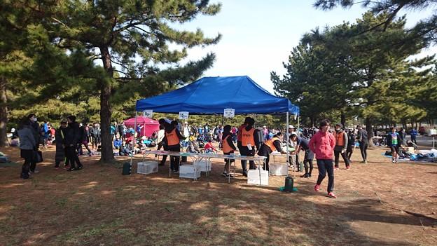 第1回横浜ベイマラソン