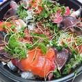 Photos: 雛祭りのちらし寿司