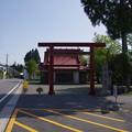写真: 須山の祖霊社