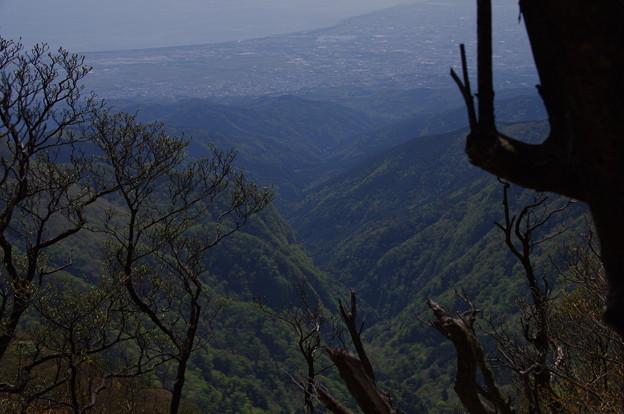 須津川渓谷