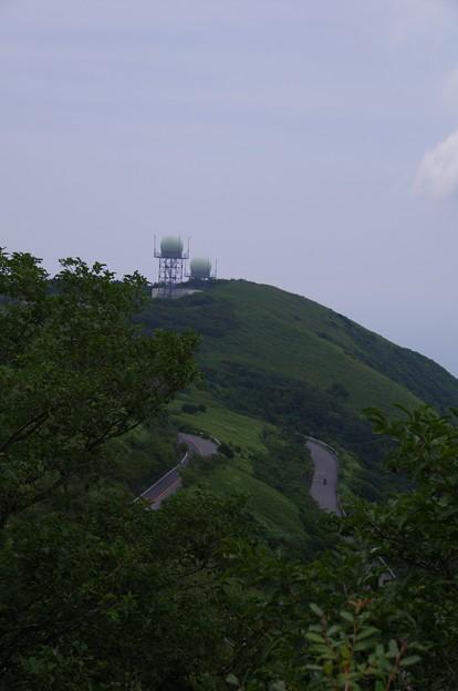 箱根レーダー