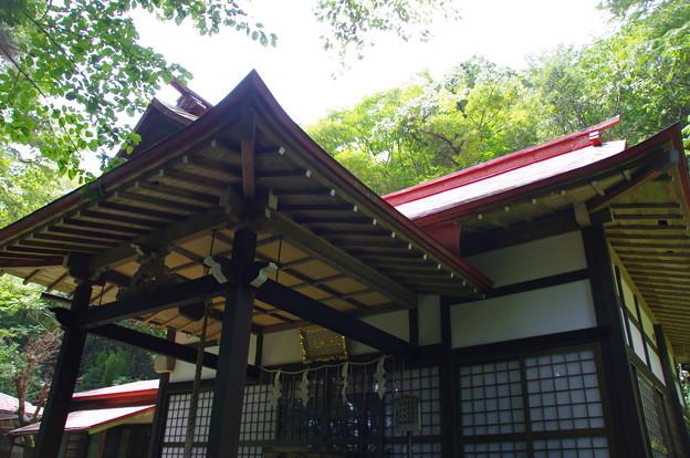 天照山神社