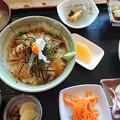 Photos: 貝殻亭の真鯛づけ丼