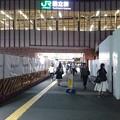 写真: 国立駅