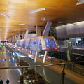 Photos: ハマド空港のモノレール