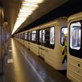 Photos: ブダペストの地下鉄M3