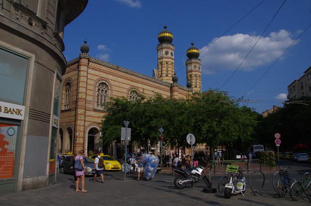 ドハーニ街のシナゴーグ