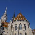 写真: マーチャーシュ教会