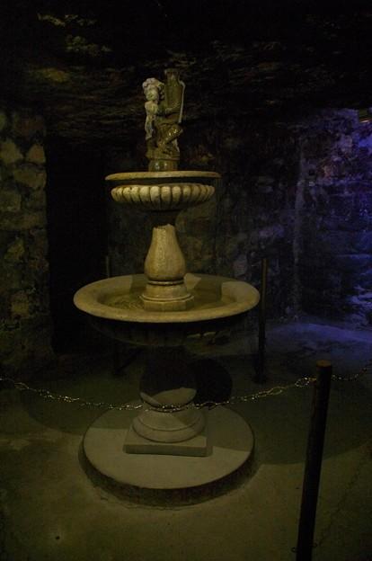 ブダ王宮地下迷宮