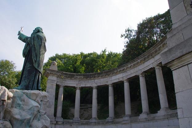 聖ゲッレールトのモニュメント