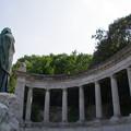 写真: 聖ゲッレールトのモニュメント