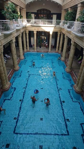 ゲッレールト温泉