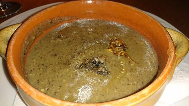 TGイタリアーノのきのこのポタージュスープ