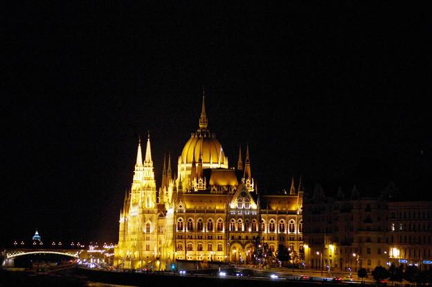 ハンガリーの国会議事堂
