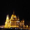 写真: ハンガリーの国会議事堂