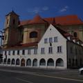 写真: トリニティ教会