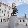 スヴァトプルク1世像