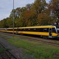 写真: ブラチスラヴァ駅の留置線