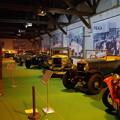 Photos: 技術博物館の展示