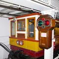 Photos: ブダペストの地下鉄博物館の電車