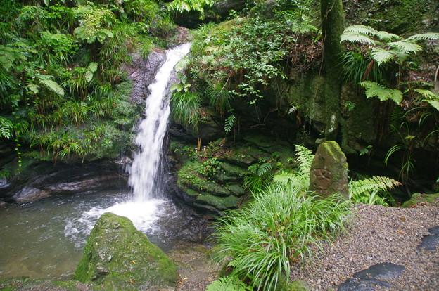 黒山三滝の女滝