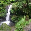 写真: 黒山三滝の女滝