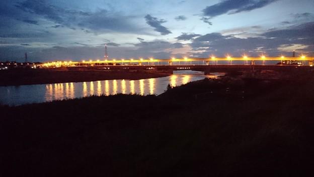 写真: 立日橋