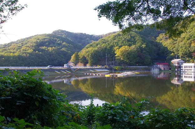 円良田湖堰堤