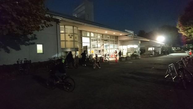 武蔵野温水プール