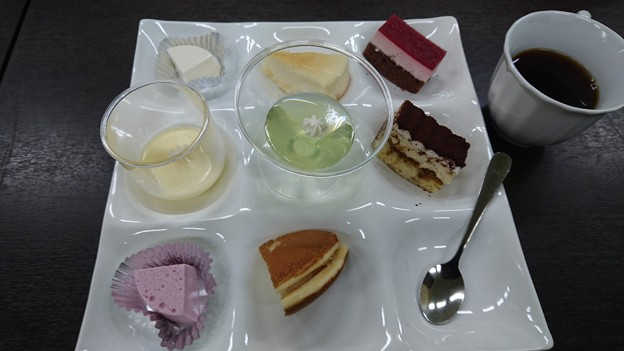 蓼科高原チーズファクトリーのお菓子