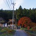 Photos: 大塚山登山口