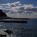 Photos: 金谷の海