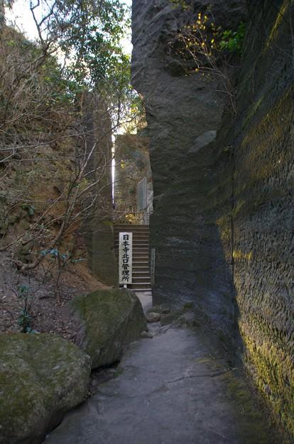 日本寺北口