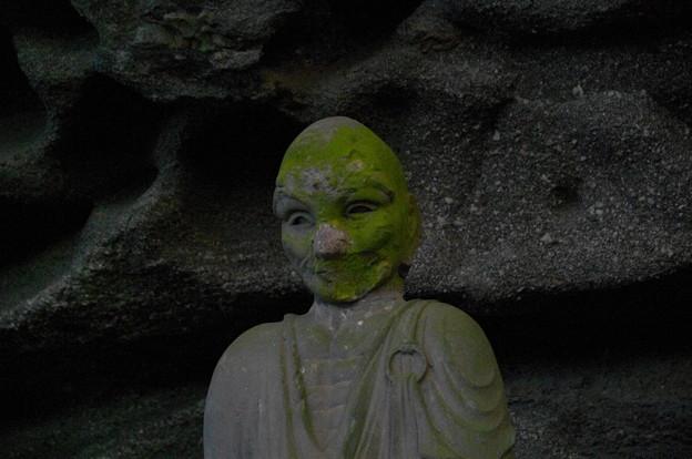 日本寺の羅漢様