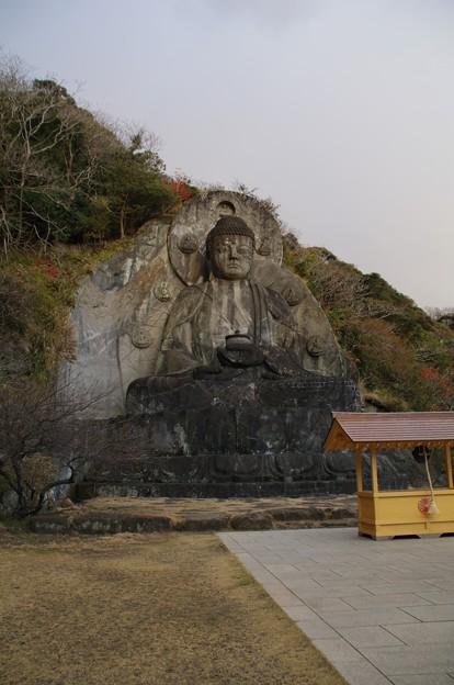 日本寺も大仏様