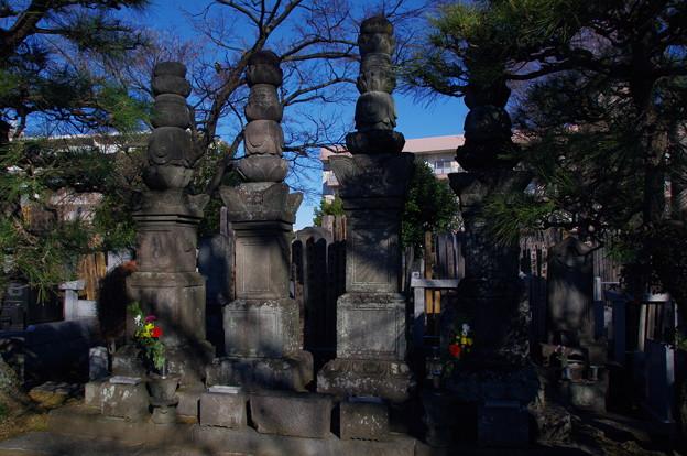 吉良家のお墓