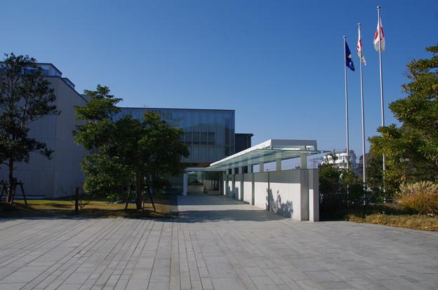 神奈川県立近代美術館葉山館