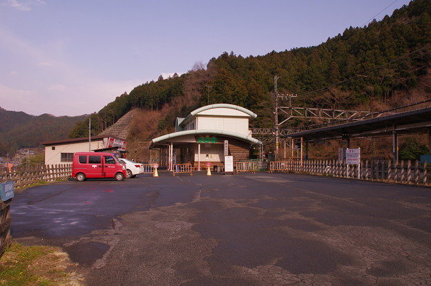 Photos: 吾野駅