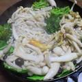 Photos: _180321 049 マテガイと野菜炒め