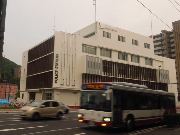 _180625 355 広島駅前 新しく警察署が出来た模様