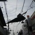 写真: 台風惨禍PENTAX OPTIO W60 8279