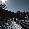 Photos: 少し暖かい日の午後