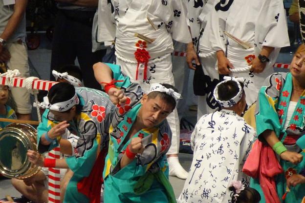 蛇踊り(龍踊)1