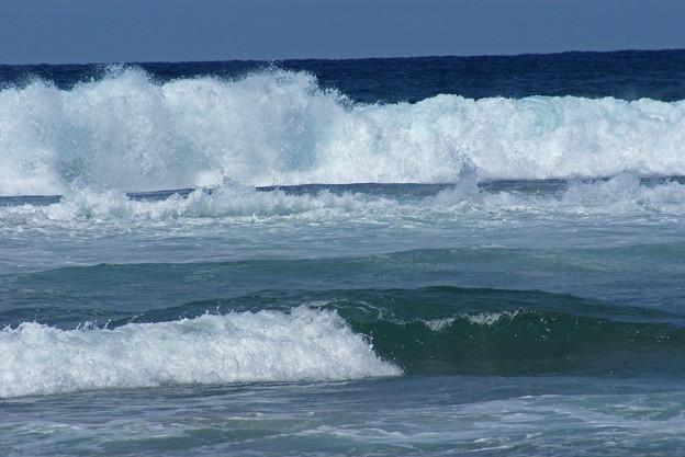 鳥取県の波