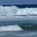 Photos: 鳥取県の波
