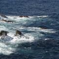 Photos: 釣り人が危ない