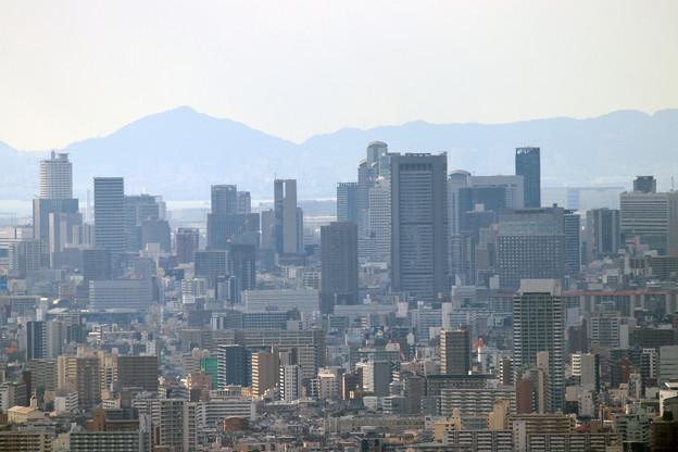 大阪駅方面