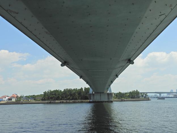 Photos: 常吉大橋 橋の下は涼しい